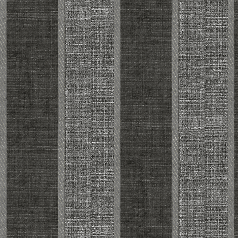London Fog corded stripe - charcoal  fabric by materialsgirl on Spoonflower - custom fabric