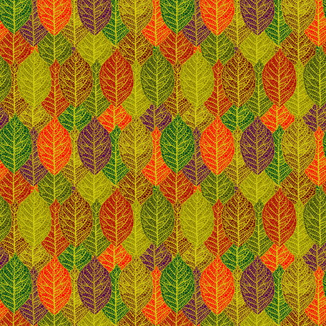 aspen rain fabric by keweenawchris on Spoonflower - custom fabric
