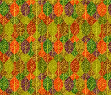 aspen rain fabric by keweenawchris on Spoonflower - custom fabric