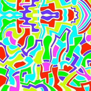 Shake, Shuffle and Jive