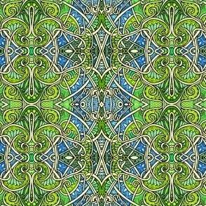 Mossy Tangle