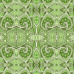Gothic Getaway (green)