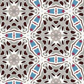 Lacy Circle Pattern