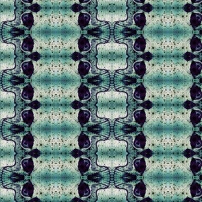 Green Skull Stripes
