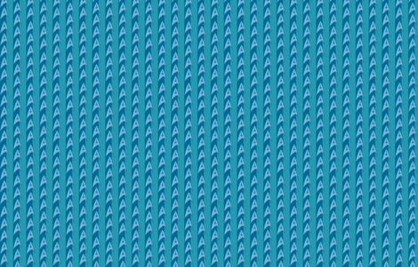 Science Blue fabric by makersway on Spoonflower - custom fabric
