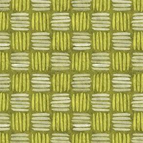 checkered hatch lemon