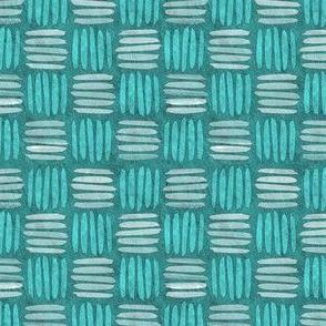checkered hatch sky