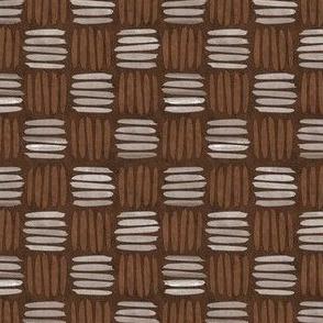 checkered hatch cocoa