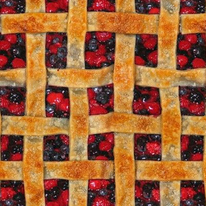 Perpetual Pie Plaid