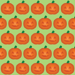 Halloween Retro-Pop Pumpkin