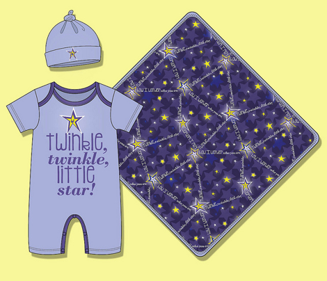 Twinkle, Twinkle, Little Star!