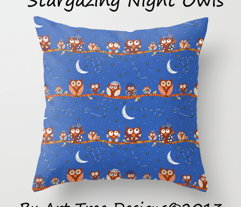 Stargazing Night Owls