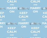 Rkeep_calm_marry_blue_seamless_tiled_thumb