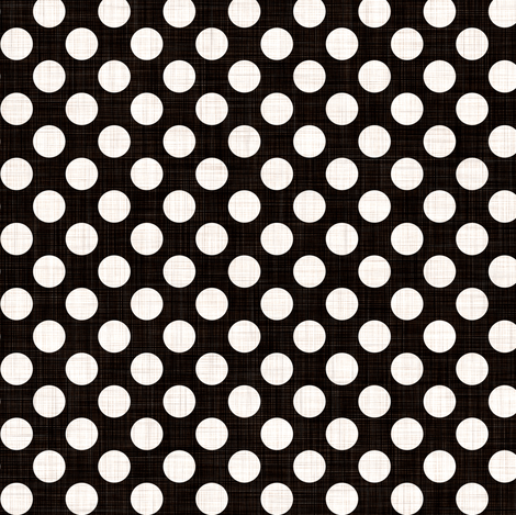 Retro Polka fabric by spellstone on Spoonflower - custom fabric