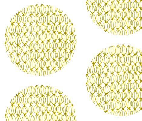 circles fabric by mummysam on Spoonflower - custom fabric