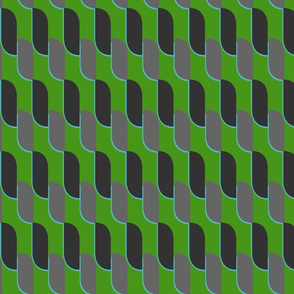 Cascade—green