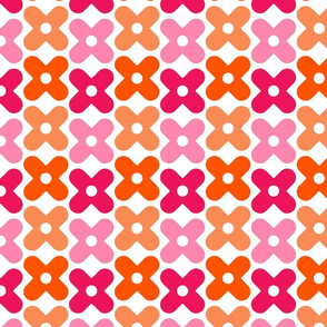 Almost Positive—Pink /Orange