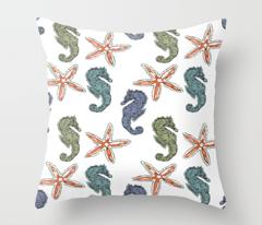 Seahorse & Starfish Dreams