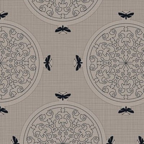 BirdCage Rosettes WGB