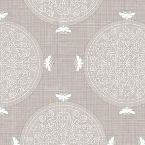 BirdCage Rosettes WGww