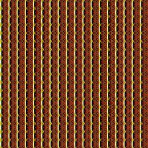 Logo Fringe on red band- small