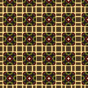Kaleidoscopic Mini- Mandolin