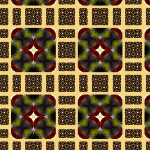 Kaleidoscopic Large Mandolin