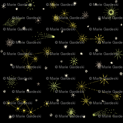 Star Chart 24 | Constellations