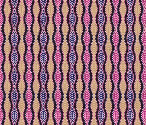 Tripple Berry Pie fabric by jolenebalyeatdesigns on Spoonflower - custom fabric