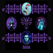 Haunted Mansion Tribute