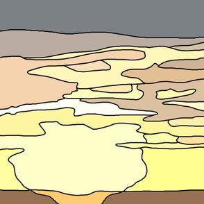 Pacifica Sunset II