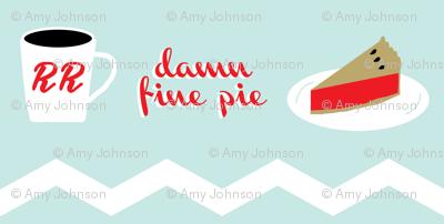 Twin Peaks- Damn Fine Pie