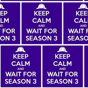 Keep Calm Season 3 - panel