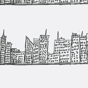 Cities All in a Row