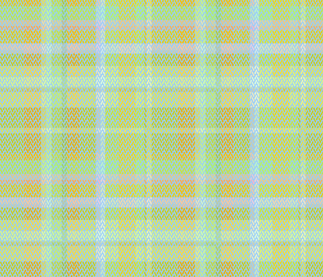 pastel plaid 004_e fabric by glimmericks on Spoonflower - custom fabric