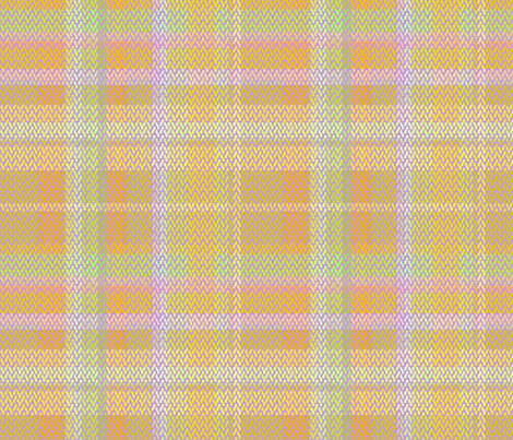 pastel plaid 005_e fabric by glimmericks on Spoonflower - custom fabric