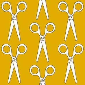 Scissors | Mustard & Cocoa