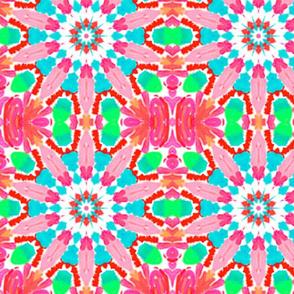 flamingo for Kaleidoscope Quilt #2