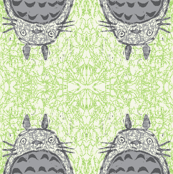 BIG_Totoro_Sqiggles grey green