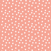Stars in Ditsy Blush