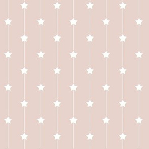 Star Path Pastel Blush