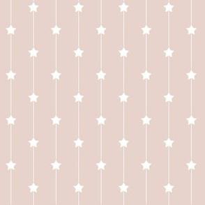 Star Path Pastel Blush