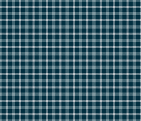 Tartan Noir fabric by bobgreenwade on Spoonflower - custom fabric