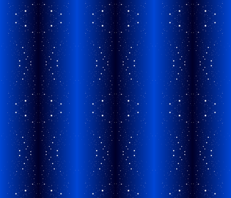 Night sky binding fabric by keweenawchris on Spoonflower - custom fabric