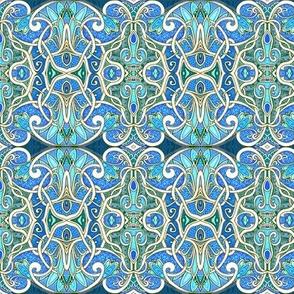 21st Century Art Nouveau Blues