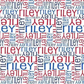 rednavyblueRiley