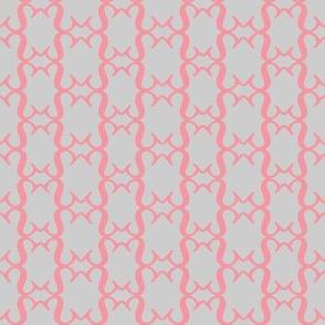 Sree S, gray pink