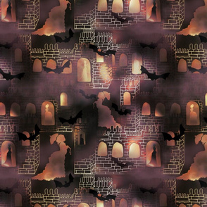 hellish castle