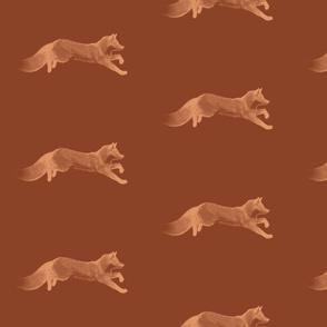 Autumn Fox 2