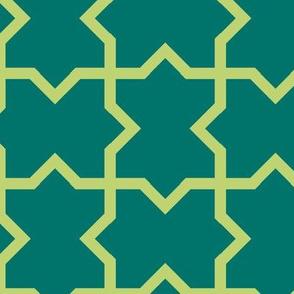 Jigsaw Emerald
